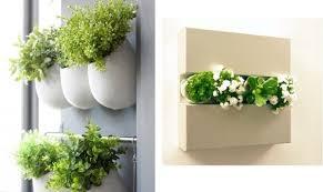jardines verticales - Maceteros verticales