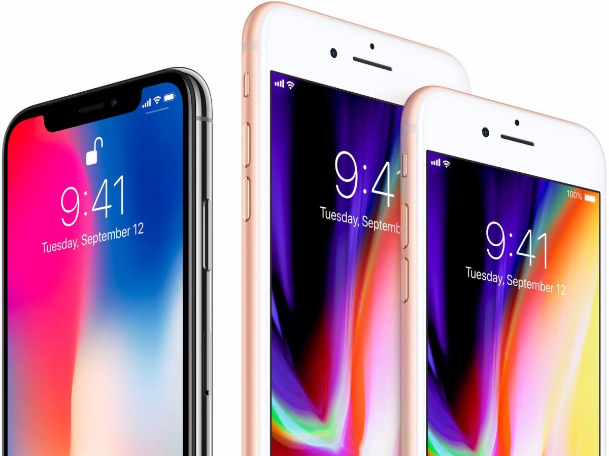 comprar un iPhone 8 y no un iPhone X