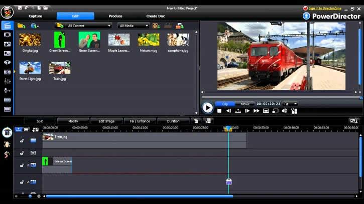 editor de video profesional gratis para windows 8