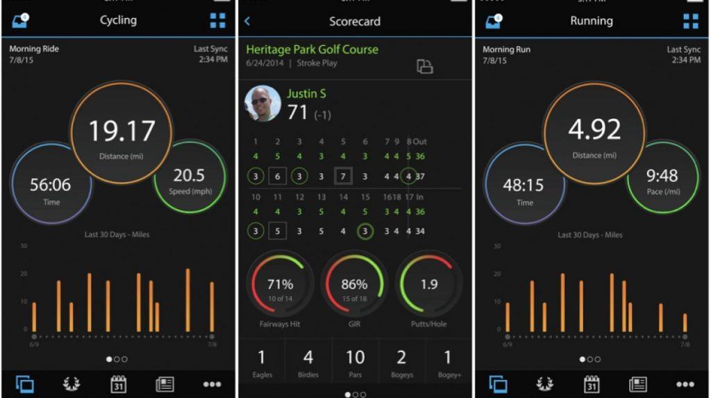 sincronizar Garmin Connect con Strava