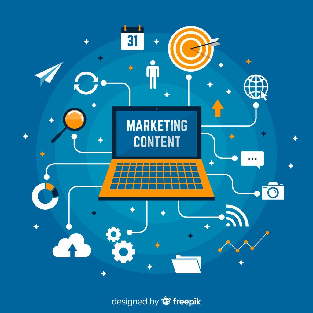 Marketing digital empresas