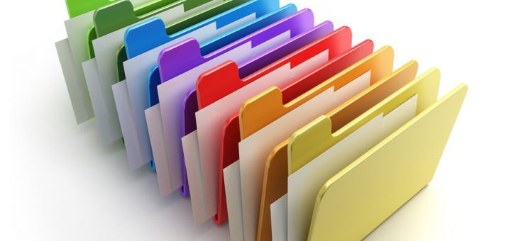 alojar archivos